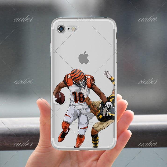 Case Cover For Iphone X 10 Apple Phone A J Green Cincinnati Bengals ...