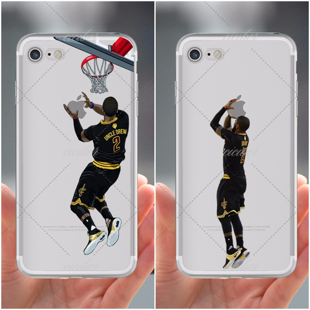 nba iphone cases for iphone 6 6 plus phone cover kyrie irving 7889